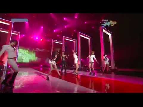 [HQ] March 26 2010 Amerie & 4minute Special Stage