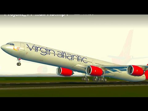 Spool Ups at Manchester A380, B777, A340 infinite flight with real engine sound!