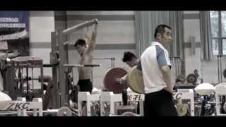Lu Xiaojun / The best one (snatchs incredibles) Weightlifting Chinese Team