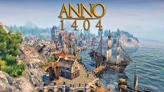 Прохождение Anno 1404 №1. Разговорчивый лорд.