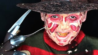 FREDDY KRUEGER MAKEUP TUTORIAL!