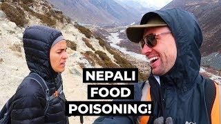 Nepali Food Poisoning! 😥 | Everest Base Camp Trek Day 5 | Tengboche To Dingboche