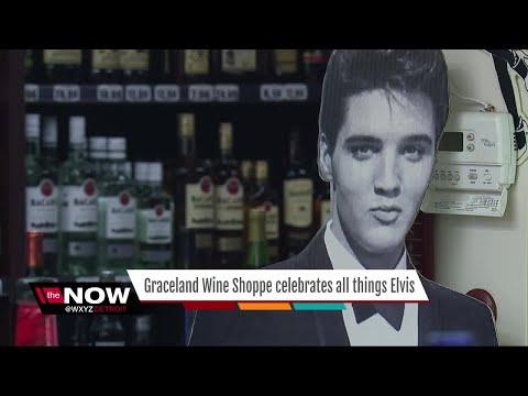 Graceland Wine Shoppe celebrates all things Elvis