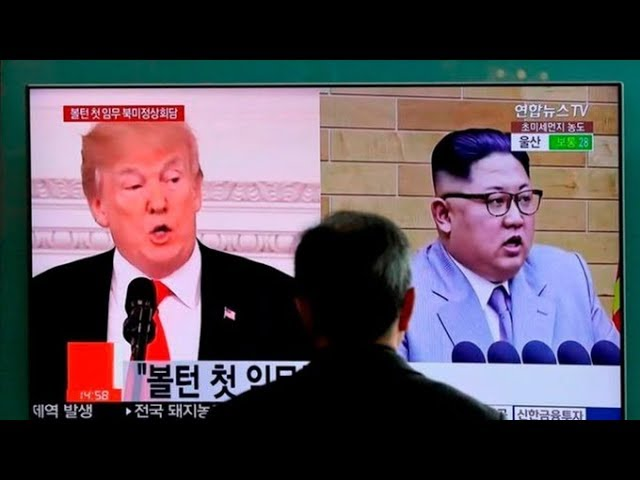 cia-director-mike-pompeo-meets-with-kim-jong-un-itv-news