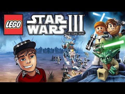 Обзор LEGO Star Wars III: The Clone Wars (by Yukevich)