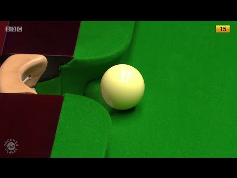 WHERE'S THE CUE BALL GOING?! John Virgo | 2016 World Snooker Championship á´´á´°