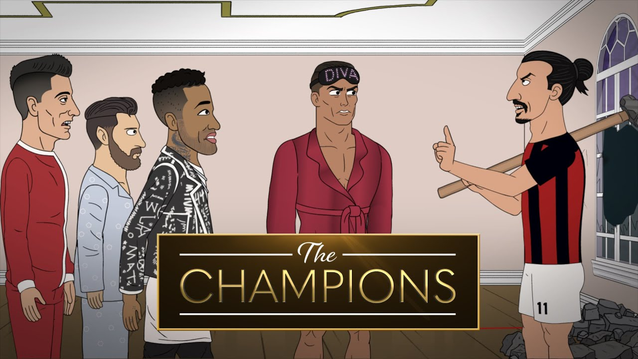 The Champions: Season 5, Episode 3