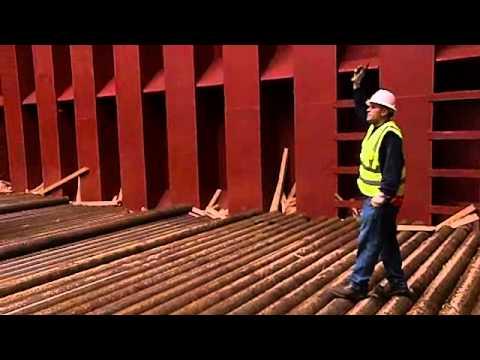 Steel Cargo Handling Safety Video - Part 2 of 2