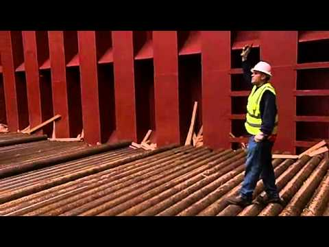 Steel Cargo Handling Safety Video - Part 2 Of 2