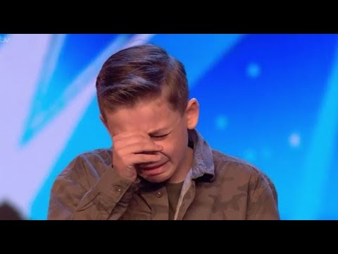 Calum Courtney: 10-Year-Old VIRAL Sensation Goes In Front On The Judges  | Britain's Got Talent 2018