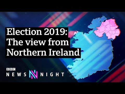 General Election: Is Northern Ireland's Political Landscape Shifting? - BBC Newsnight
