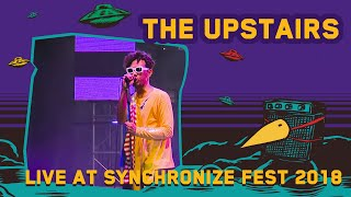 The Upstairs Live at Synchronizefest 5 Oktober 2018