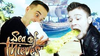 KAŻDY RZYGA NA KAŻDEGO!   Sea Of Thieves [#10] (W: Dobrodziej, Plaga, Kubson)