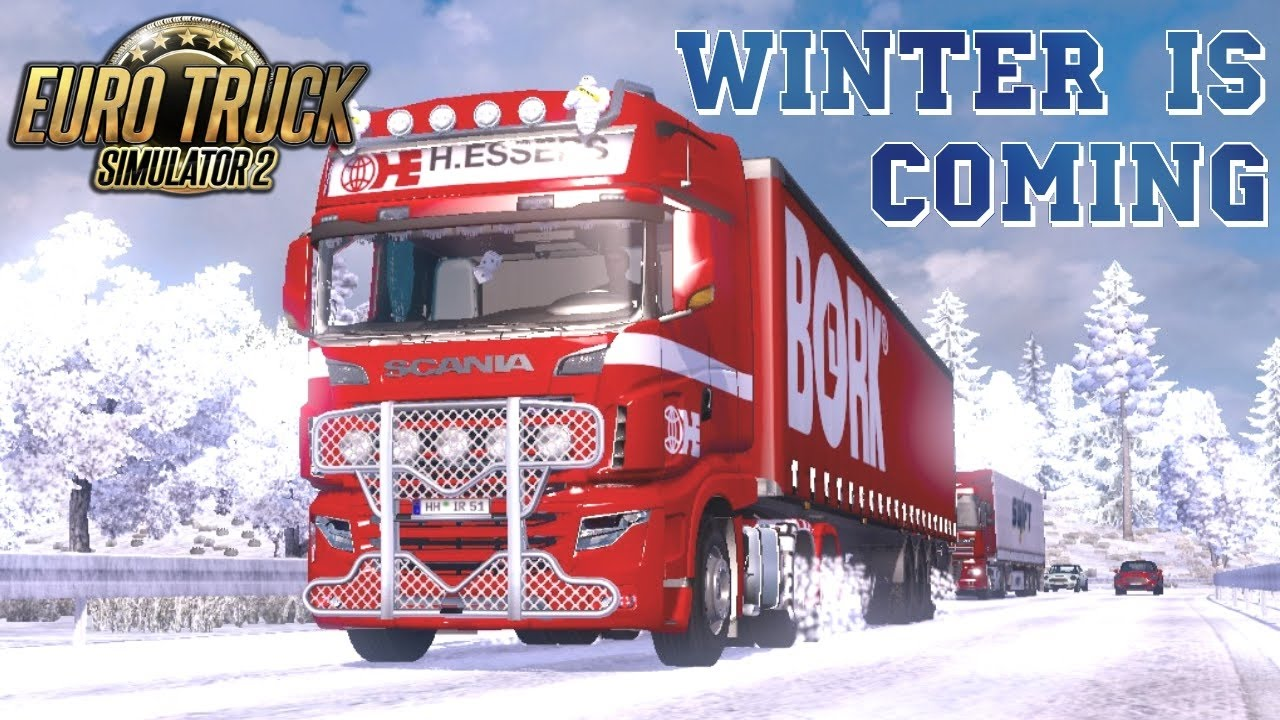 euro truck simulator 1.26 моды
