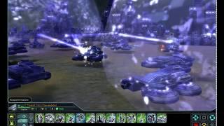 Supreme Commander - прохождение - Hardcore - ОФЗ =11= Операция Вакцина ч.3