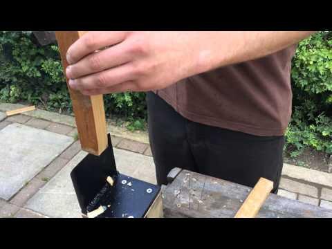 Kindling Wood Splitter