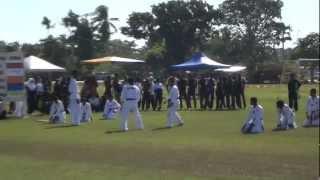 Kejohanan Sukan Tahunan 2012 SMK Hutan Melintang