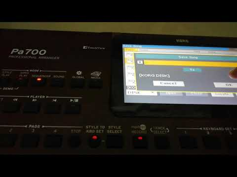 Rahasia Pembuatan Style Pa700 (Mafy Keyboard)