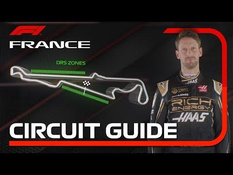 Romain Grosjean's Guide To France | 2019 French Grand Prix