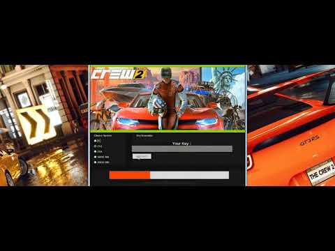 The Crew 2 Cd Key, Serial Number, Activation Code - YouTube