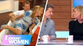 Ben Shephard and Kate Garraway Celebrate 20 Years of Friendship | Loose Women