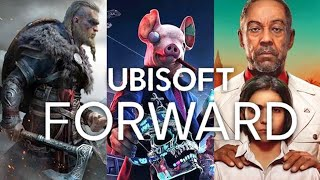Live Reactions Assassins Creed Valhalla - Far Cry 6 & New Game Trailers - Ubisoft Forrward Event