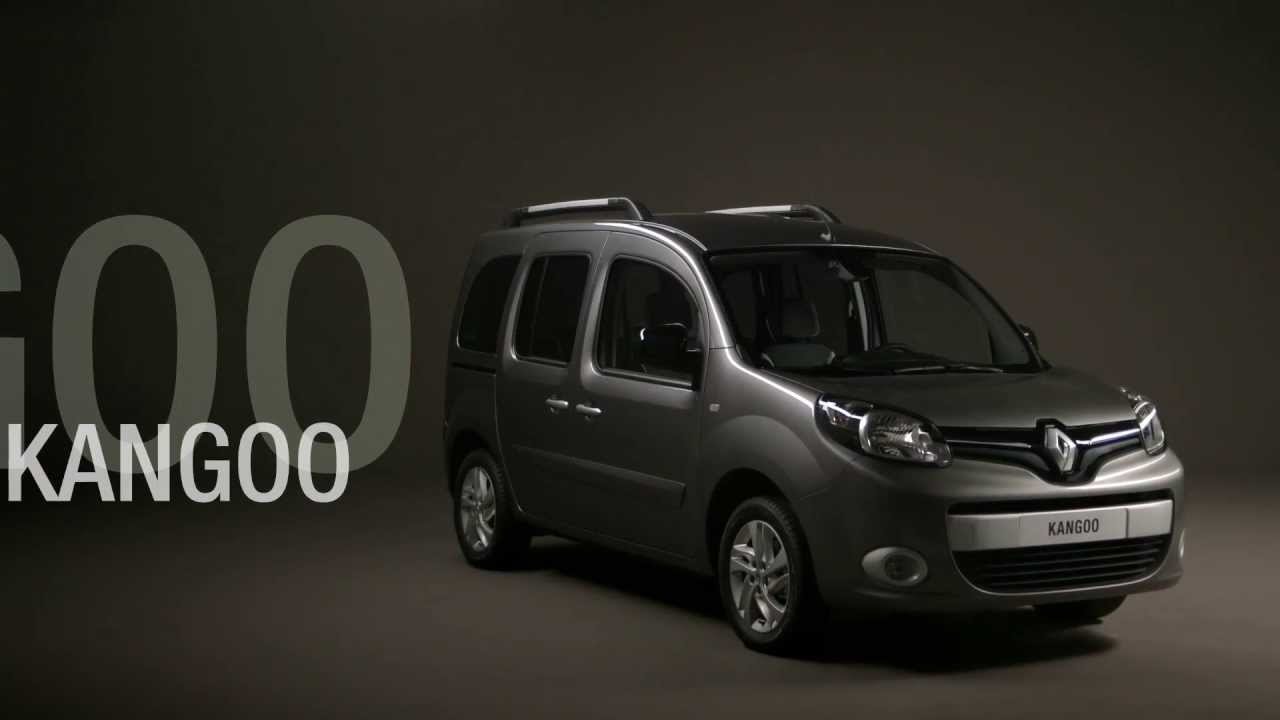 new renault kangoo styling technology enhancements for. Black Bedroom Furniture Sets. Home Design Ideas