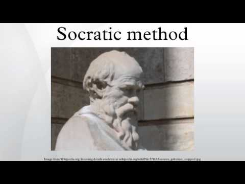 Sample Philosophy Paper Summary on Socratic Method