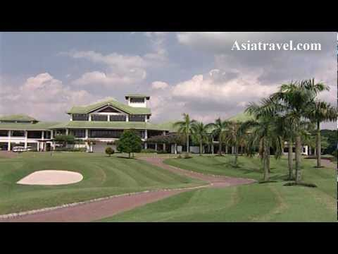 Golf in Mines Resort City, Malaysia by Asiatravel.com