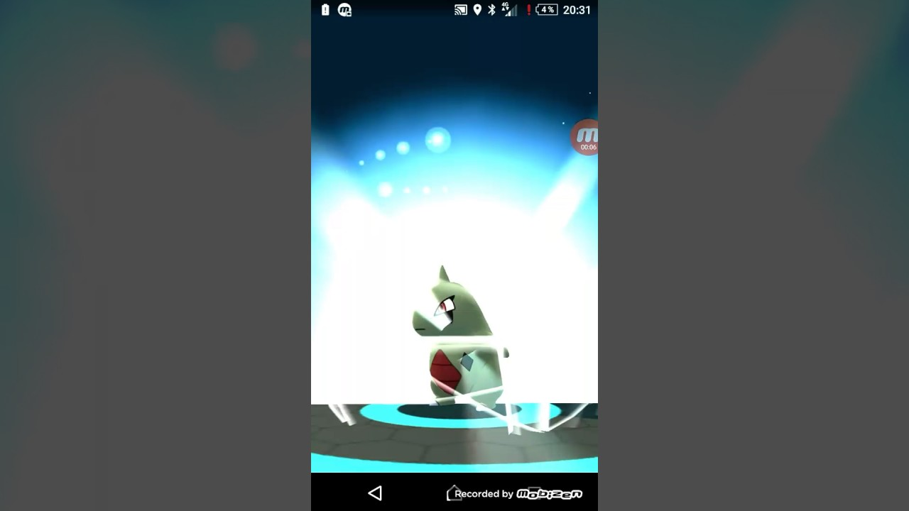 Pokemon Go Evolución De Larvitar Youtube