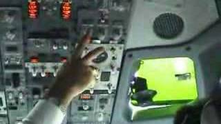 Boeing 737NG Cockpit Preparation