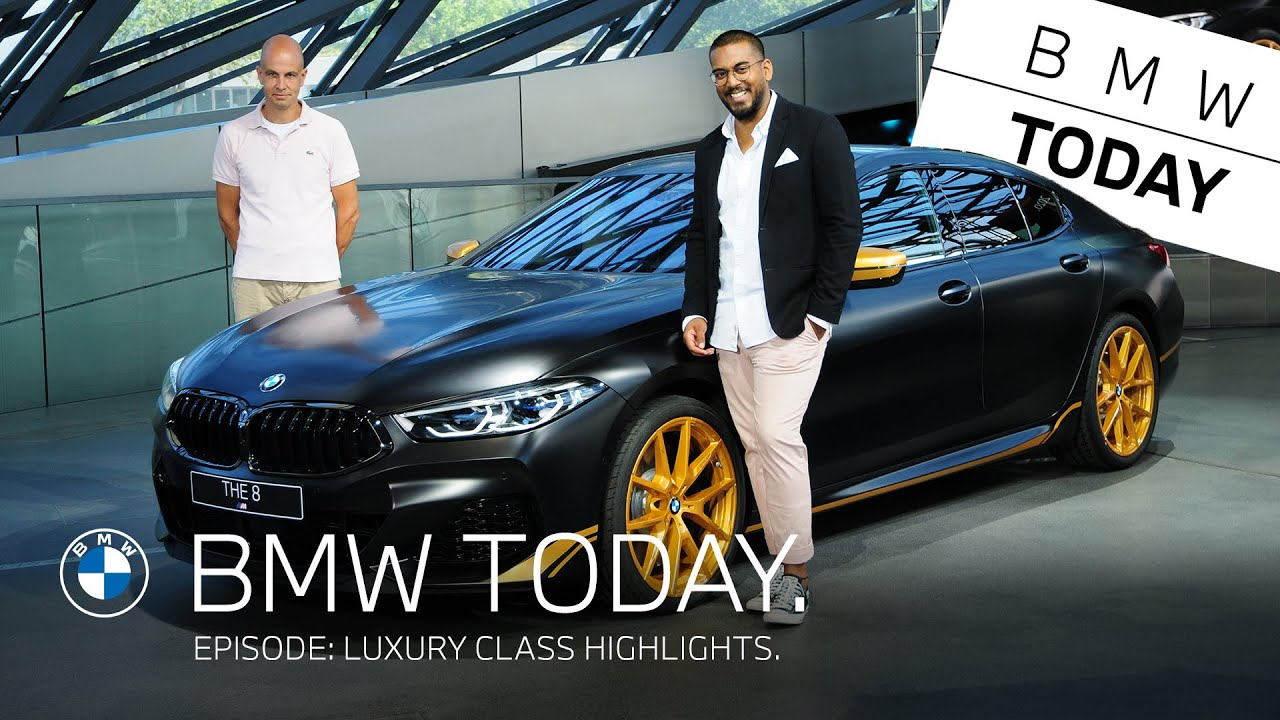 BMW Today – Episode 24: Luxury class highlights
