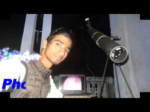 BUILD REFLECTOR TELESCOPE