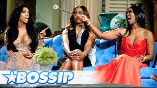 RHOA Epic Fight! Kenya Moore vs. Porsha Stewart [Official Footage]