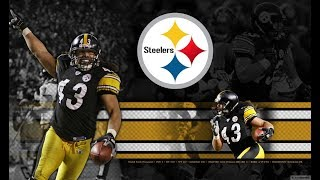Best of Troy Polamalu ||Career Highlights