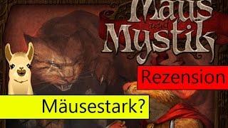 Maus und Mystik (Spiel) / Anleitung & Rezension / SpieLama