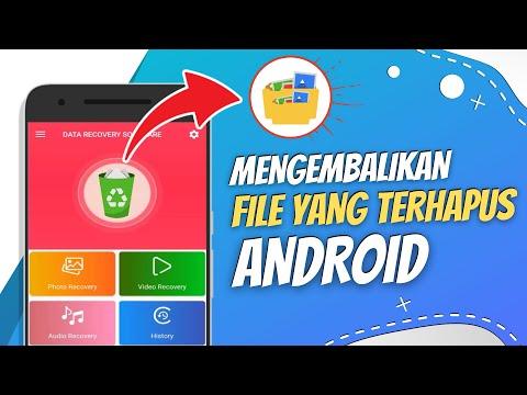 Cara Mengembalikan Data Yang Terformat Di Android - Root & Unroot Devices.