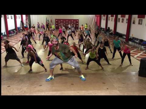 Ricardo Rodrigues .Toma Toma Mega Francesita .choreo inspired in ZES Michael Marmitte .Zumba Fitness