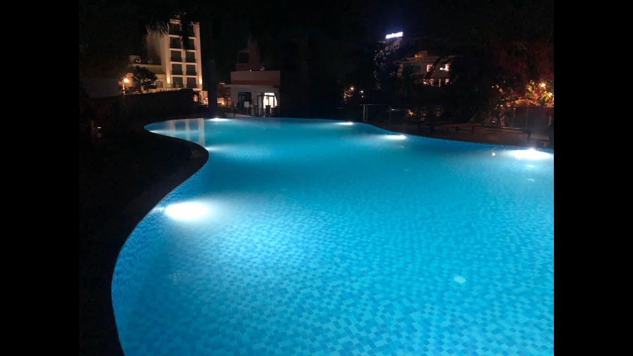 Thiết kế thi công bể bơi vô cực khách sạn LaVita Phú Quốc – Chi phí xây hồ bơi vô cực Nvcons