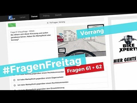 #fragenfreitag---fragen-61+62-i-ungeregelte-kreuzung-i-vorrang