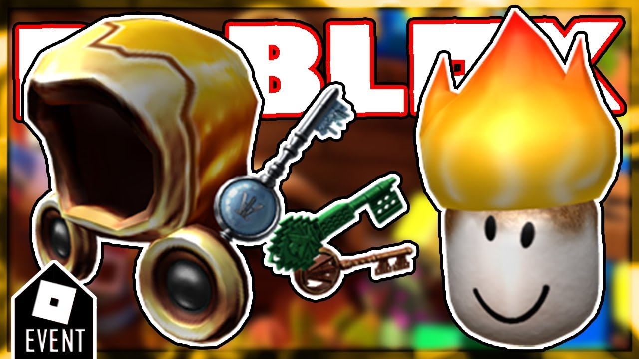 Roblox Best Event Prizes All Roblox Event Youtube