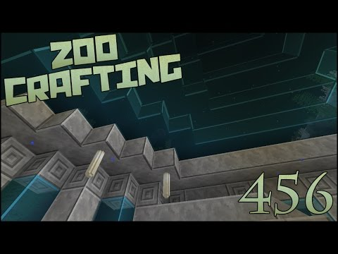 Underwater Research Laboratory!!  🐘 Zoo Crafting Special! Episode #456