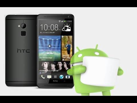 Marshmallow on HTC one max (Android 6.0.1 review)