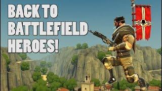Back to Battlefield Heroes!