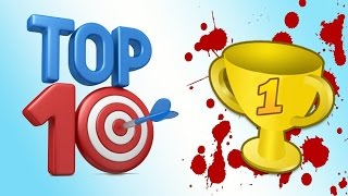[RETOUR] TOP 10 1ST BLOOD | Saison 4 , Ep. 21 présenté par TiZho
