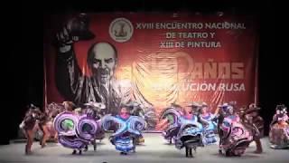 Ballet Nacional del Movimiento Antorchista presenta \