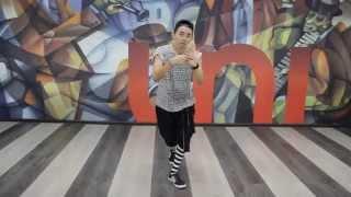 �������� ���� Танцевальная студия Unidance: Бесплатный урок Hip-Hop Choreo от Камиля Кошанова ������
