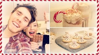 Quick & Easy DIY Christmas Treats | Zoella