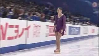 2007 World Yukari Nakano SP(SAYURI) 中野友加里 検索動画 3