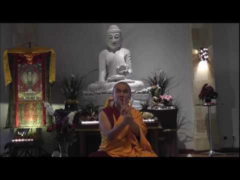 31.05.2016 - Bodhicitta Retreat - Day 3  - Session 2 - Kintamani, Bali